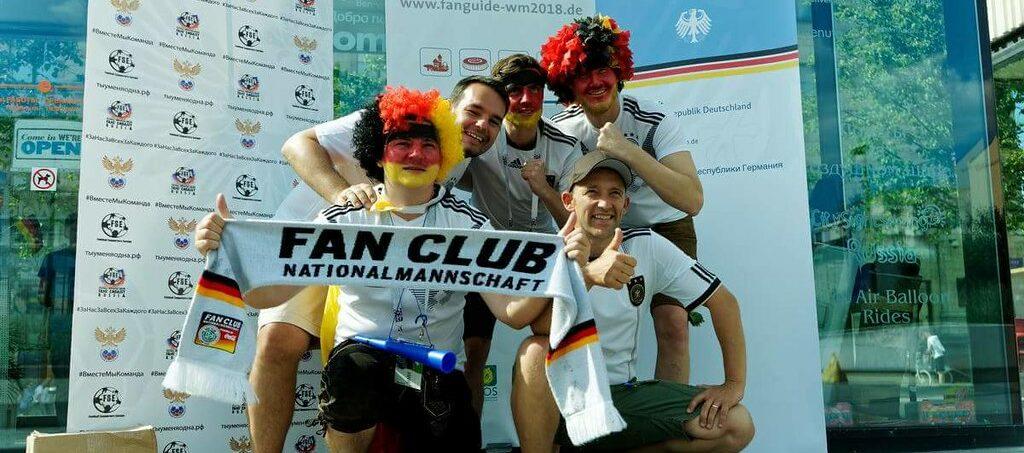 German Fans' Embassy - Russia 2018