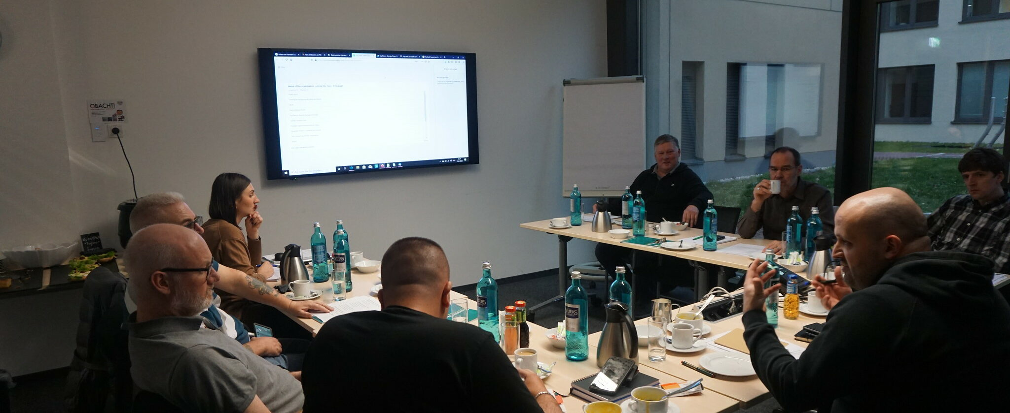 Core Group Meeting - 2019