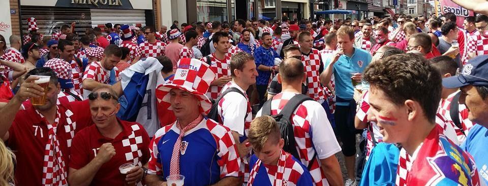 Croatian Fans' Embassy - UEFA EURO 2016