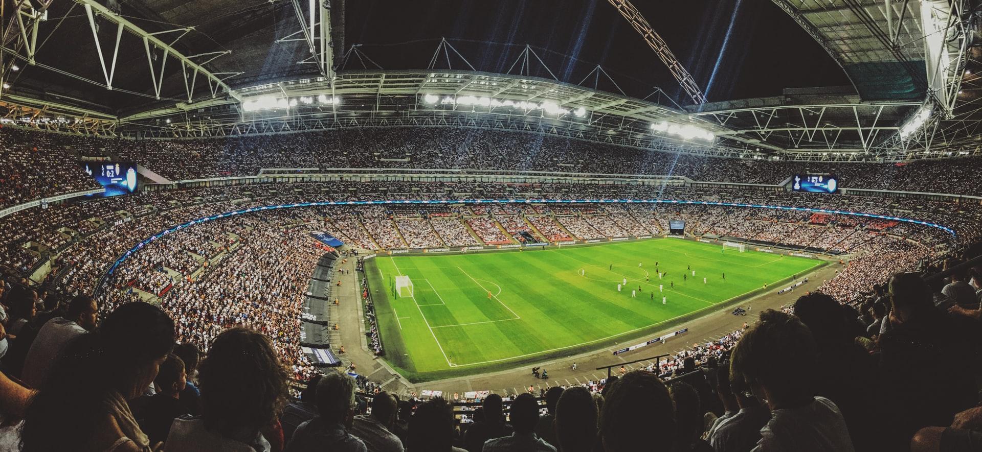 Wembley Stadium - Mitch Rosen via Unsplash